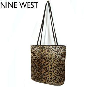 Nine West Cheetah Animal Print Purse Shoulder Bag